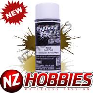 Spaz Stix SZX16079 Gold Pearl Aerosol Paint, 3.5oz (R/C Lexan Body)