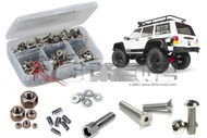 RC Screwz AXI023 - Axial SCX10 II Jeep Cherokee Stainless Screw Kit