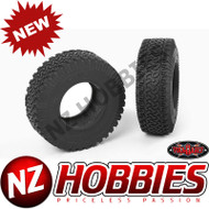 "RC4WD RC4ZT0142 DIRT GRABBER 1.0"" ALL TERRAIN TIRES"