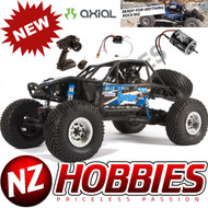 Axial AXI03016T1 1/10 RR10 Bomber 4WD Rock Racer RTR, Slawson