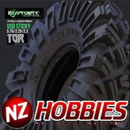 Ottsix RC Voodoo 2.2 USD STICKY 2 Tires w/o Foams RED Compound (Ultra Soft)