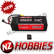 Venom 15187 LIPO BATTERY 50C 3S 10500MAH 11.1V : TRAXXAS X-MAXX RC MONSTER TRUCK