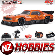 ARRMA FELONY 6S BLX Street Bash 1/7 All-Road Muscle Orange # ARA7617V2T2