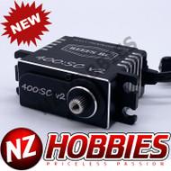 Reef's RC  400SCV2 High Speed / Torque Digital HV Brushless Servo