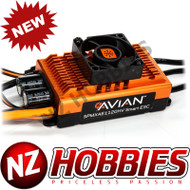 SPEKTRUM SPMXAE1120HV Avian 80 Amp Brushless SMART ESC 3S-8S