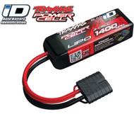 Traxxas 2823X 3S 11.1V 1400mAh 25C Lipo Battery 1/16 E-Revo Summit Slash Rally