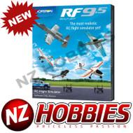 RealFlight 9.5 Software Only RFL1201 Horizon Hobby Edition Flight Simulator