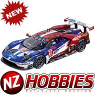 """Carrera 23875 Ford GT Race Car """"No.67"""", Digital 1/24 w/Lights"""