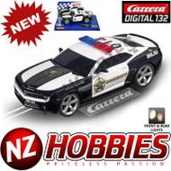Carrera 30756 Digital 1:32 Slot Car Racing Vehicle Chevrolet Camaro Sheriff