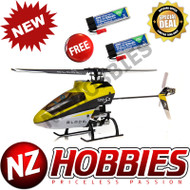 Blade 120 S2 BNF with SAFE Technology w/ FREE 2 Lipo Batteries