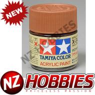 TAMIYA TAM81034 Acrylic X34, Metallic Brown