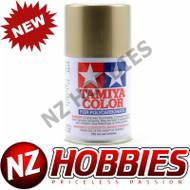TAMIYA TAM86052 Spray Lacquer PS-52 Champagne Gold Aluminum