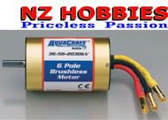 Aqua Craft Brushless 6-Pole Marine Motor 36-56-2030 UL1 # AQUG7001 AquaCraft