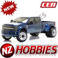 CEN CEG8980 Ford F450 1/10 4WD Solid Axle RTR Truck - Blue