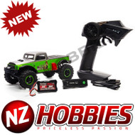 Axial 1/24 SCX24 B-17 Betty Limited Edition 4WD RTR, Green # AXI00004