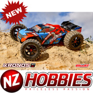 Team Corally 1/8 Kronos XP 4WD Monster Truck 6S Brushless RTR (No Battery or Charger) # COR00172