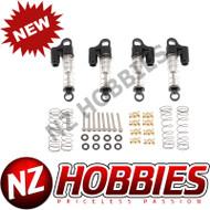 NZ Axial SCX24 Aluminum Alloy Shock Absorber 4Pcs/Set