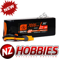 SPEKTRUM 7000mAh 6S 22.2V Smart G2 LiPo 30C; IC5 # SPMX76S30