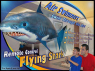 William Mark AS001 Flying Shark Air Swimmers Remote Controlled # AS001