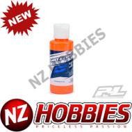 Pro-Line PRO632801 RC Body Paint Fluorescent Orange Water-Based Airbrush Paint