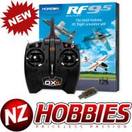 RealFlight 9.5 Flight Sim Combo w/DXS and WS2000 # RFL1202C