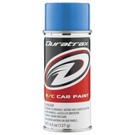 Duratrax DTXR4253 PC253 Polycarb Light Blue Spray Can RC Bodies 4.5 oz