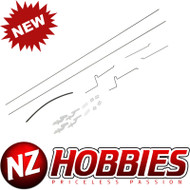 Hobby Zone HBZ4421 Pushrod/Control Horns: Sport Cub S