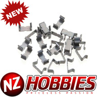 AFX 1013 HO Scale Track Clips - 25 Pack