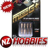 AFX 22028 Mega G+ Pit Kit PU Shoes - Long