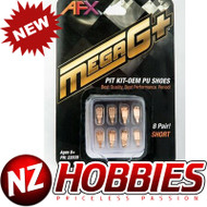 AFX 22035 Mega G+ Pit Kit PU Shoes - Short