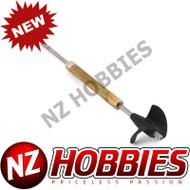 PROBOAT PRB282074 Prop Shaft, Stuffing Tube: 9-inch Sprintjet