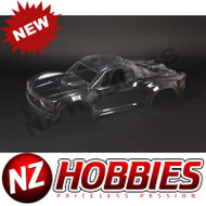 ARRMA ARA411001 Clear Body Shell with Decals: MOJAVE 6S BLX