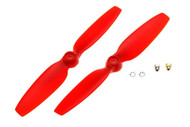 Latest Blade BLH7708 200 QX RED Propellers