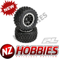 Proline PRO1013113 Badlands MX43 Pro-Loc All Terrain Tires Mounted : XMAXX