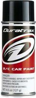 Duratrax DTXR4280 PC280 Polycarb Spray Metallic Black Spray Can RC Bodies 4.5 oz