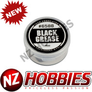 Latest Associated Stealth Black Grease # 6588