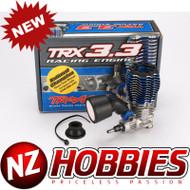 Traxxas 5404 TRX® 3.3 Engine IPS Shaft w/o Starter