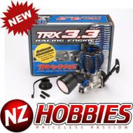 Traxxas 5409 TRX® 3.3 Engine Multi-Shaft w/Recoil Starter