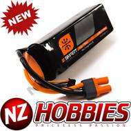 SPEKTRUM 7000mah 6S 22.2V Smart LiPo 30C; IC5 # SPMX70006S30