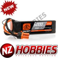 SPEKTRUM 22.2V 5000mAh 6S 100C Smart LiPo Battery: IC5 # SPMX50006S100