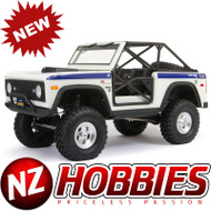 Axial AXI03014T2 SCX10 III Early Ford Bronco 1/10th 4wd RTR (White)