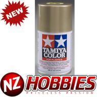 TAMIYA TAM85084 Spray Lacquer TS-84 Metallic Gold