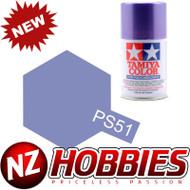 TAMIYA TAM86051 PS-51 Purple Anodized Aluminum Spray