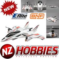 E-Flite EFL11050 Convergence VTOL BNF Basic 650mm Multirotor Sport Plane