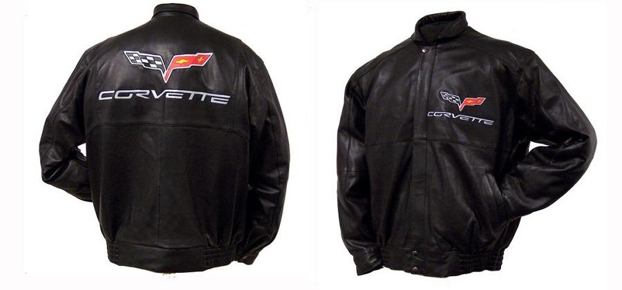 C6 Corvette Leather Jacket