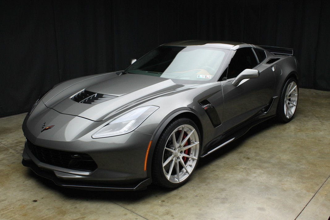 2016 3LZ Z06Z07 Shark Grey Metallic M Hammer