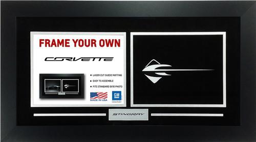 C7 Corvette Stingray Custom Framed Picture