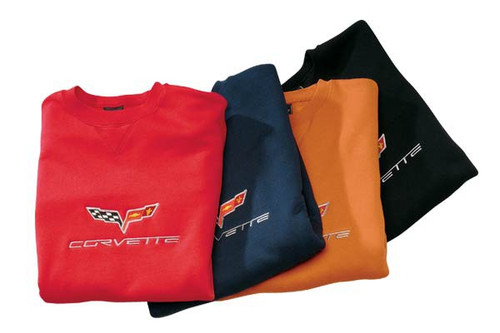 C6 Corvette Crewneck Sweatshirt (4 colors)