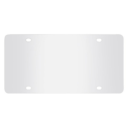 Plastic License Plate/Frame Protector
