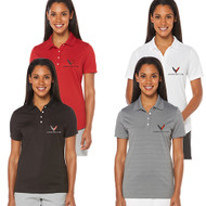 Womens Next Gen Corvette Callaway Polo Shirt